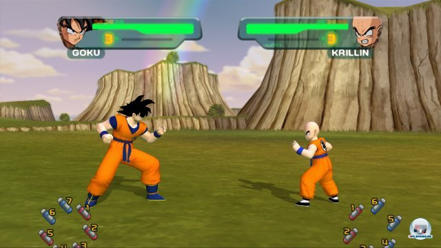 Screenshot - Dragon Ball Z Budokai HD Collection (PlayStation3) 2373692