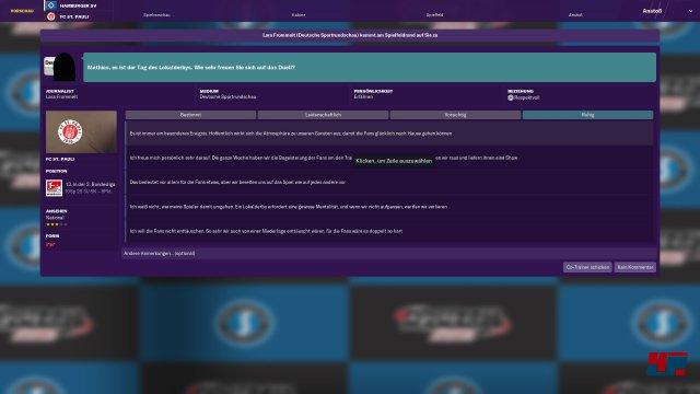 Screenshot - Football Manager 2019 (PC) 92577095