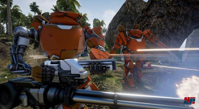 Screenshot - Heavy Gear Assault (PC) 92538102