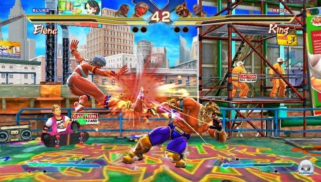 Screenshot - Street Fighter X Tekken (PS_Vita) 2338287