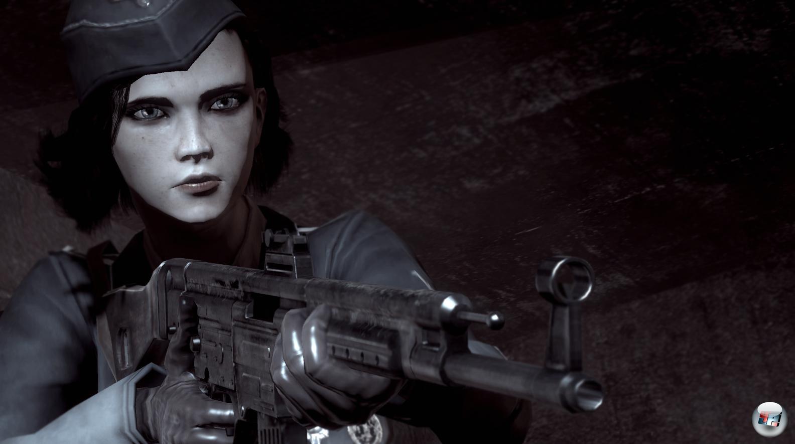 Velvet Assassin - Прохождения.