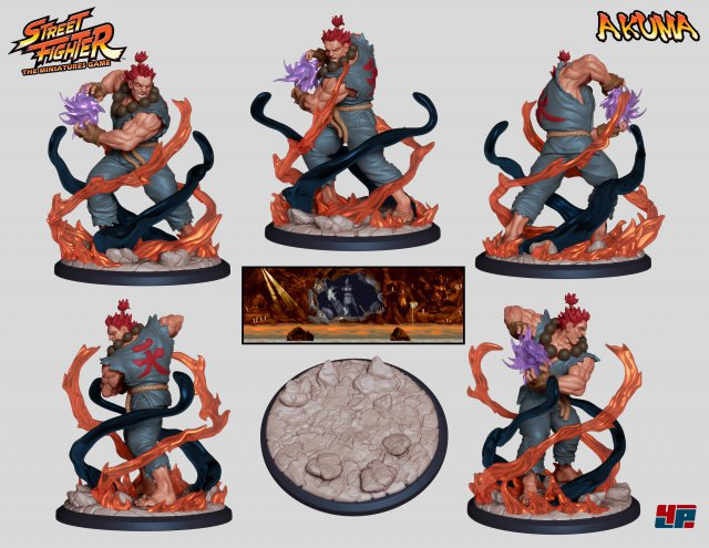 Screenshot - Street Fighter: The Miniatures Game (Spielkultur)