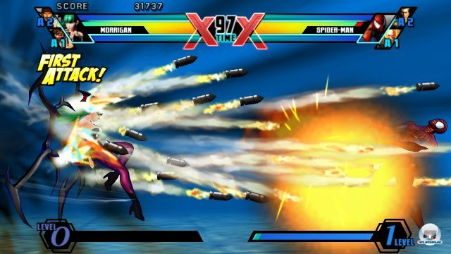Screenshot - Ultimate Marvel vs. Capcom 3 (PS_Vita) 2317057