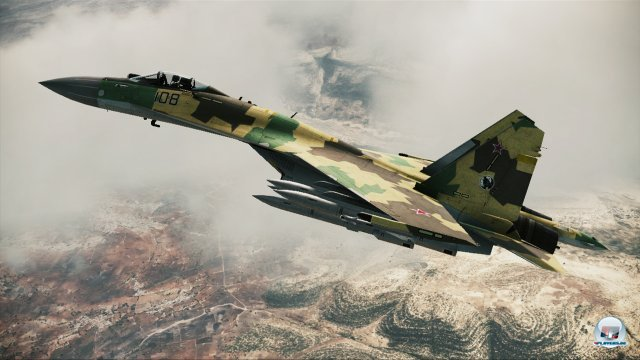 Screenshot - Ace Combat: Assault Horizon (360) 2270917