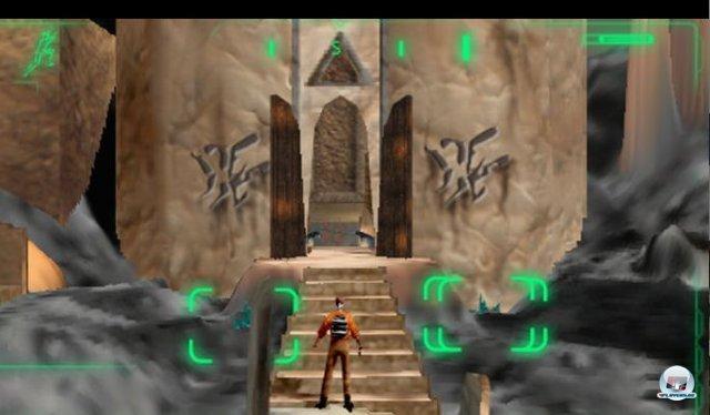 Outcast erschien 1999 ausschlie�lich f�r PC (damals wurde allerdings �ber eine Version f�r Dreamcast nachgedacht). Es wurde vom belgischen Studio Appeal f�r Infogrames entwickelt. Man schl�pfte in die Rolle von Cutter Slade und erlebte ein Action-Adventure aus Schulterperspektive.