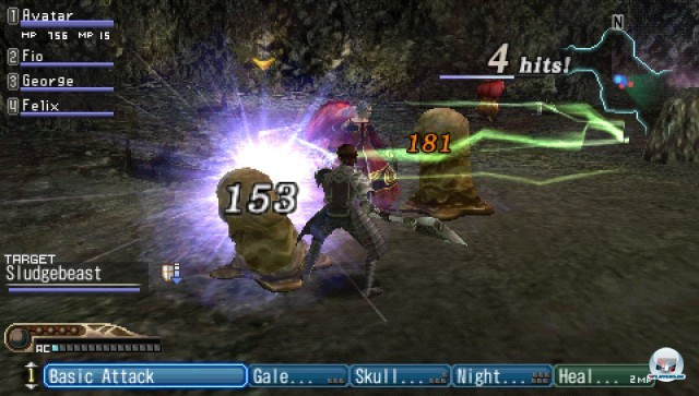 Screenshot - White Knight Chronicles: Origins (PSP) 2227019