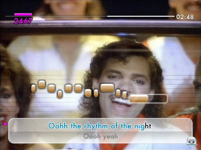 Screenshot - We Sing 80s (Wii)