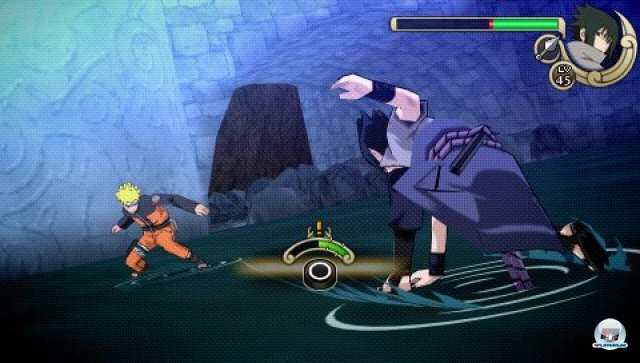 Screenshot - Naruto Shippuden: Ultimate Ninja Impact (PSP) 2281662