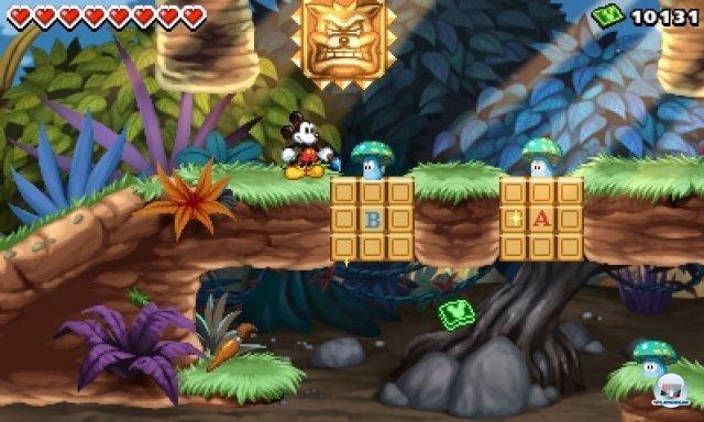 Screenshot - Micky Epic - Die Macht der Fantasie (3DS) 2384987