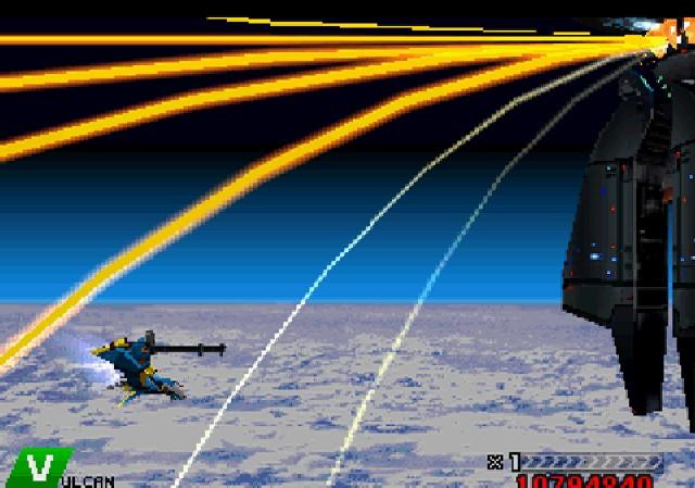 Einhänder<br><br>Dass Square Enix mehr kann als einfach nur neue Zahlen an ihre Final Fantasy-Games anzufügen, haben die Japaner u.a. mit dem 1997er Einhänder bewiesen. Der PSOne-Shooter ist nicht nur ein wunderbares Beispiel für die gelegentlich merkwürdige Wege einschlagende Deutsch-Verrücktheit der Japaner, sondern auch ein schweinecooler Shooter, mit dem man nicht nur unseren Michael in »Oooh, das war so geiiiil!«-Verzückung bringen kann. 1714985