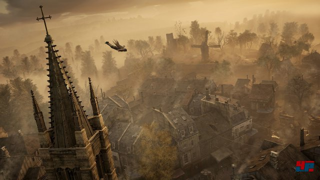 Screenshot - Assassin's Creed: Unity (PC)