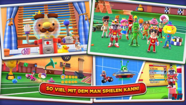 Screenshot - Joe Danger Infinity (iPad)