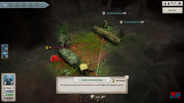 Screenshot - Achtung! Cthulhu Tactics (PC)