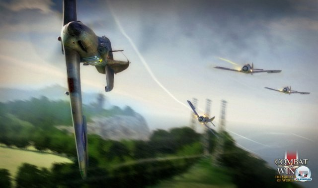 Screenshot - Combat Wings - The Great Battles of WWII (360) 2323337