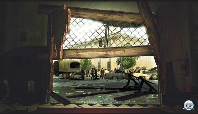 Screenshot - The Walking Dead: Survival Instinct (360)