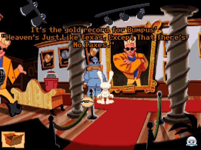 Screenshot - Sam & Max Hit the Road (PC) 92431822