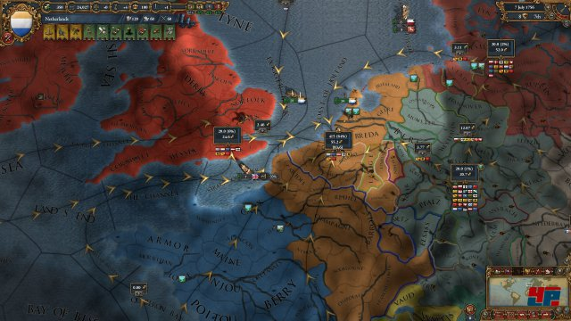 Screenshot - Europa Universalis 4: Res Publica (PC)