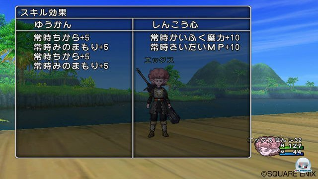 Screenshot - Dragon Quest X Online (Wii) 2295607
