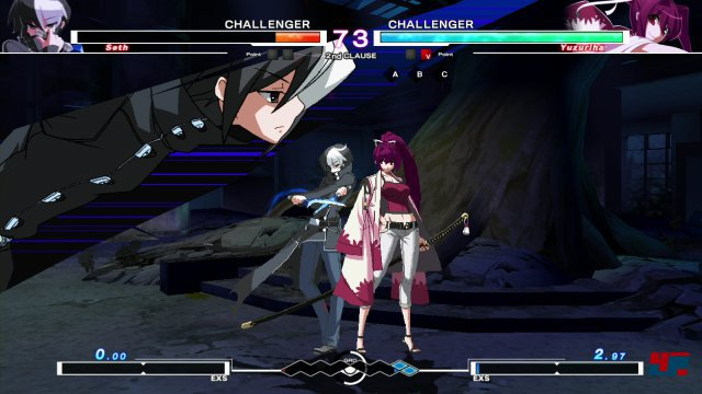 Screenshot - Under Night In-Birth - Exe:Late (PlayStation3)