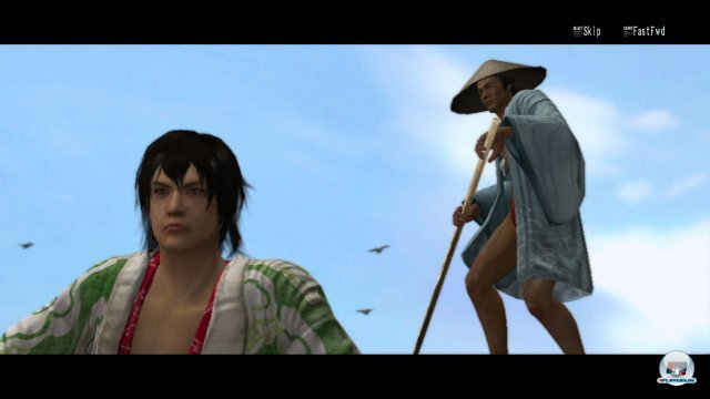 Screenshot - Way of the Samurai 4 (PlayStation3)