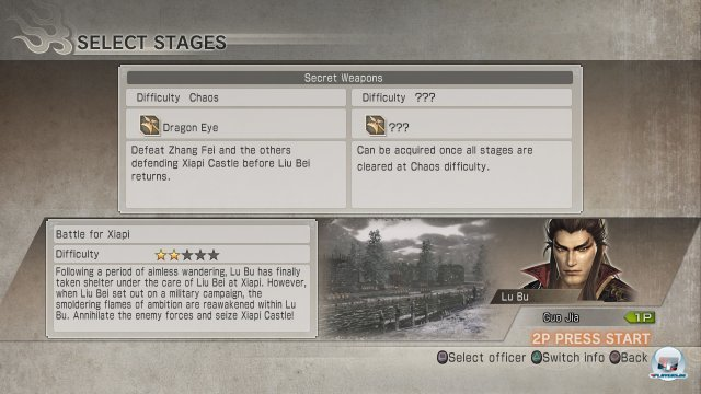 Screenshot - Dynasty Warriors 7: Xtreme Legends (PlayStation3) 2277357