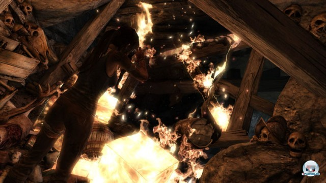 Screenshot - Tomb Raider (360) 2227707