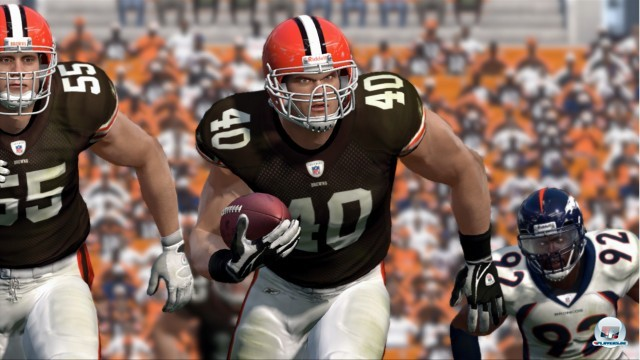 Screenshot - Madden NFL 12 (PlayStation3) 2219708