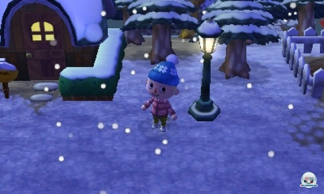 Screenshot - Animal Crossing 3DS (3DS) 2265987