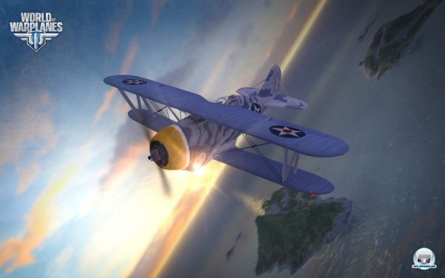 Screenshot - World of Warplanes (PC) 2370387