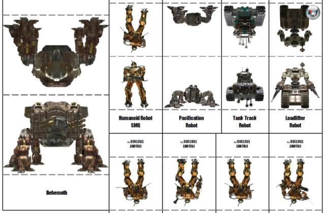 Fallout: Warfare<br><br>»Halbes Brettspiel ohne Brett« beschreibt es am besten, denn Warfare war ursprünglich ein Bonus für Vorbesteller von Fallout Tactics. Frühkäufer erhielten nämlich per CD Schnittmuster, aus denen sie Spielfiguren basteln konnten. So kämpften sie nach den SPECIAL-Regeln ähnlich wie im Tactics-Ableger, wobei SPECIAL der für Fallout 1 entwickelte GURPS-Ersatz ist. Inzwischen ist der Download übrigens kostenlos – für den Fall, dass es nach New Vegas mal wieder zehn Jahre dauern sollte... 2168928