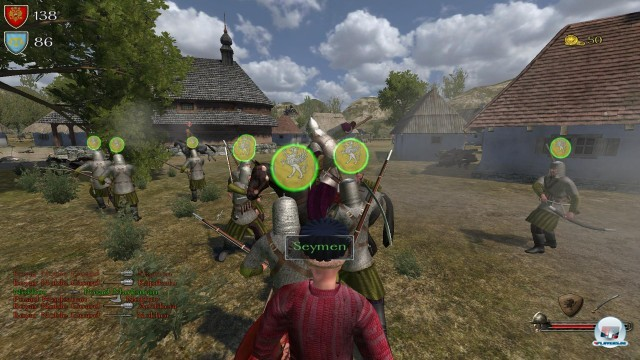 Screenshot - Mount & Blade: With Fire and Sword (PC) 2222349