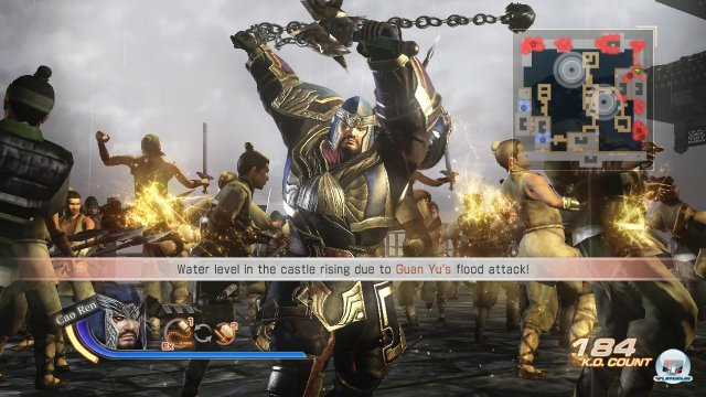 Screenshot - Dynasty Warriors 7: Xtreme Legends (PlayStation3) 2286762