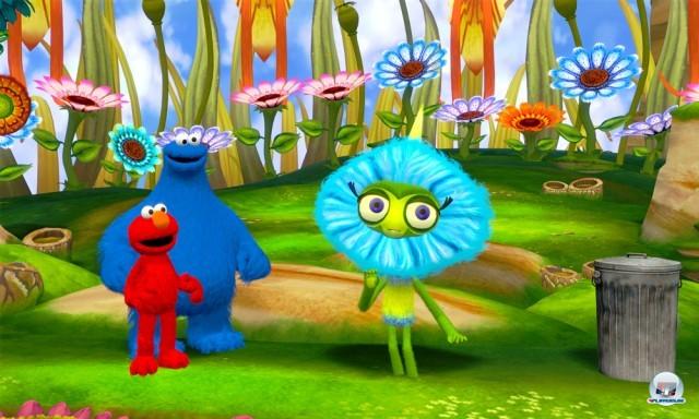Screenshot - Sesamstraße: Es war einmal ein Monster (360) 2246822