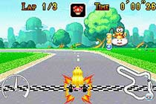 Screenshot - Mario Kart Super Circuit (GBA) 2370022