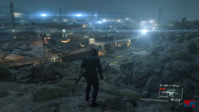 Screenshot - Metal Gear Solid 5: Ground Zeroes (PC)