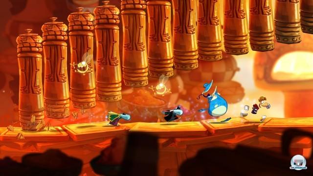 Screenshot - Rayman Origins (PlayStation3) 2248257