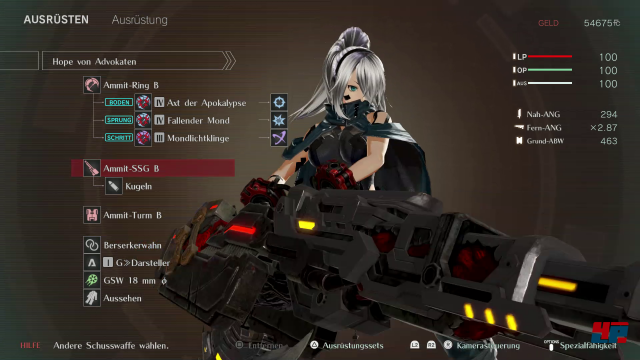 Screenshot - God Eater 3 (PS4) 92582126