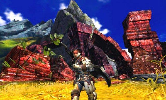 Screenshot - Monster Hunter 4 (3DS) 92416682