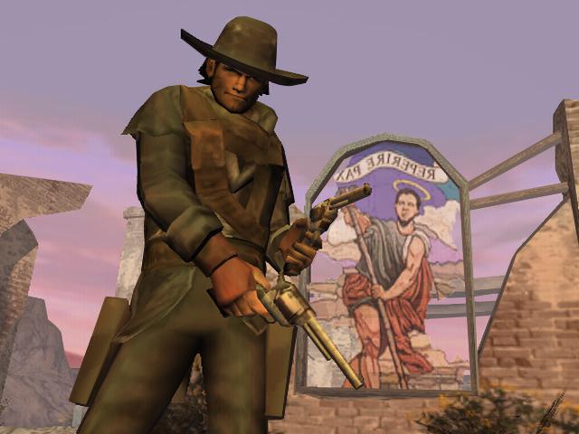 Red Dead Revolver (2004)<br><br>Aber zurück zu den Wurzeln – zum Schießeisen und zu rauen Sitten. Mal wieder war da ein Bösewicht, einmal mehr gab es ein tragisches Familienschicksal. Doch ausgerechnet die Open World-Experten Rockstar inszenieren was? Einen geradlinigen Shooter! Der hat allerdings ein Ass namens »Zeitlupe« im Ärmel. Das war damals zwar nicht mehr taufrisch, aber noch immer verdammt cool! Dass der Nachfolger aber auch so lange auf sich warten lassen musste... 2092903