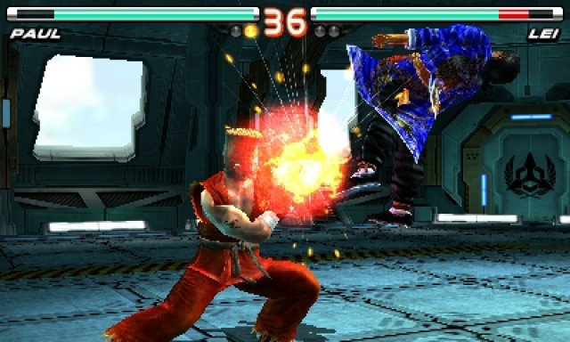Screenshot - Tekken 3D Prime Edition (3DS) 2281297