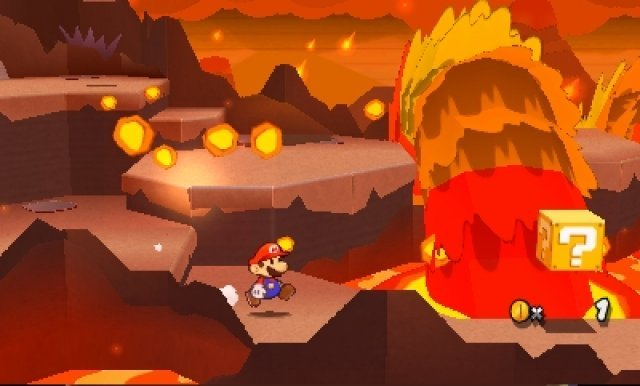 Screenshot - Paper Mario: Sticker Star (3DS) 2365232
