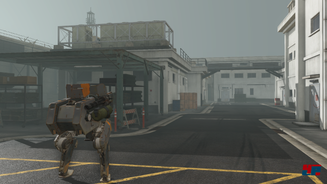 Screenshot - Metal Gear Online (360) 92515133