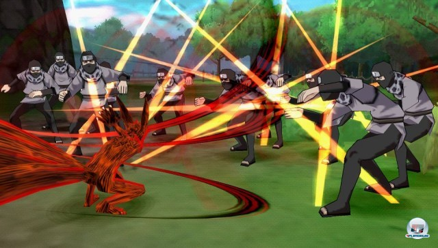 Screenshot - Naruto Shippuden Ultimate Ninja Impact (PSP) 2237304