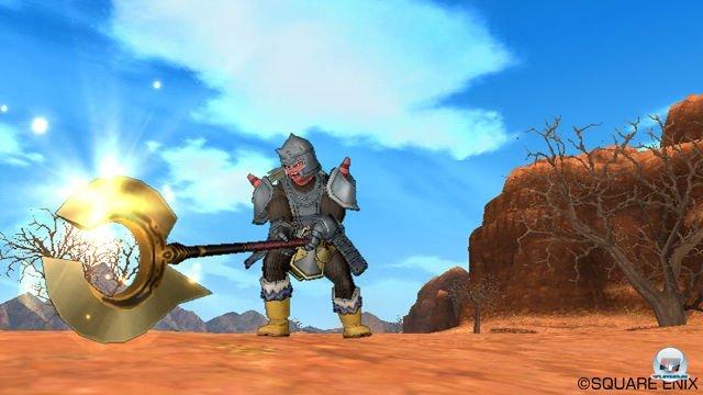 Screenshot - Dragon Quest X Online (Wii) 2289922