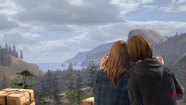 Drei Jahre vor Life Is Strange erzählt Before the Storm von Chloe und ihrer neuen Freundin Rachel.