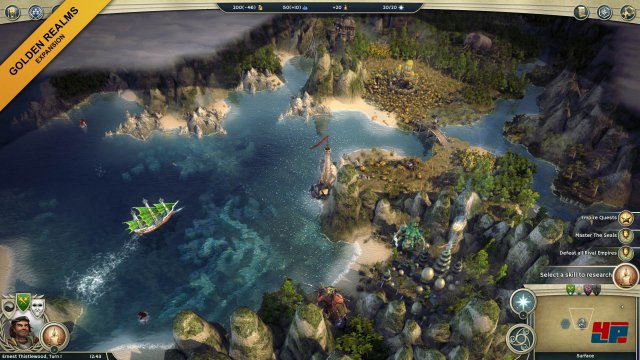Screenshot - Age of Wonders 3 (PC)