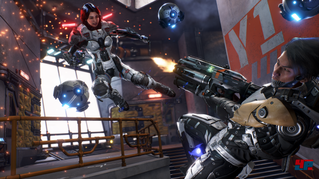 Screenshot - LawBreakers (PC)