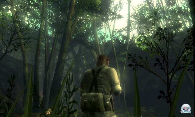 Screenshot - Metal Gear Solid: Snake Eater 3D (3DS) 2263907