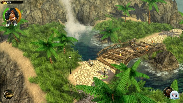 Screenshot - Pirates of Black Cove  (PC)