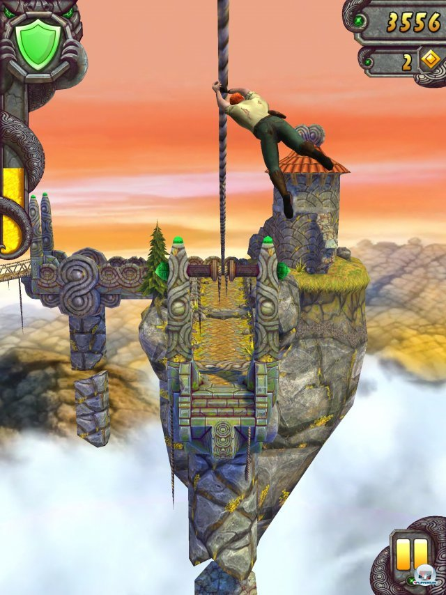 Screenshot - Temple Run 2 (Android)